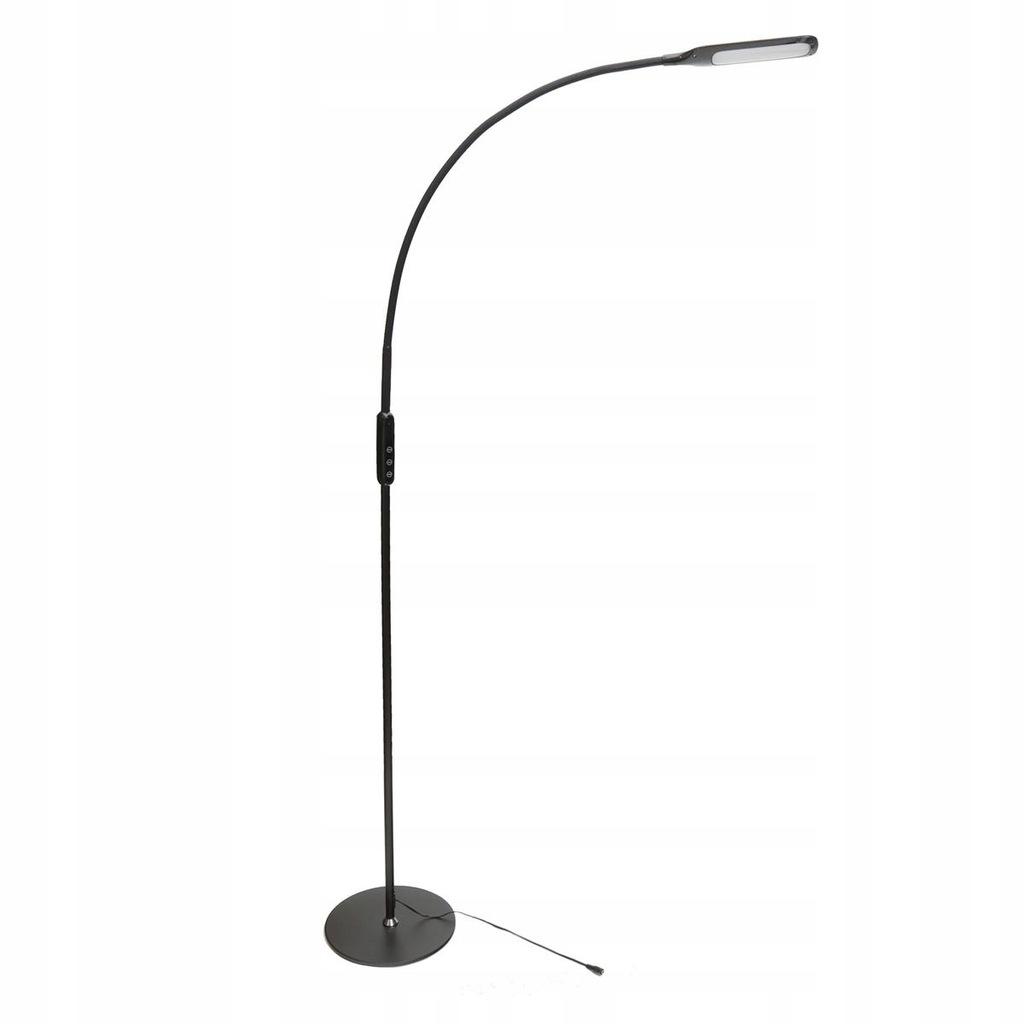 LAMPA LAMPKA STOJĄCA PODŁOGOWA regulowana + PILOT