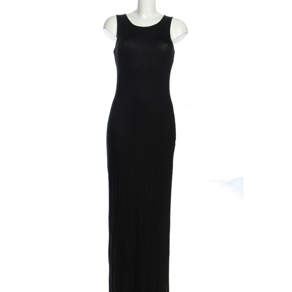 DX LONDON Sukienka maxi Rozm. EU 36 czarny