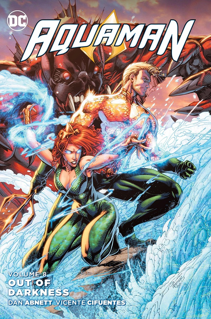 Dan Abnett - Aquaman TP Vol 8
