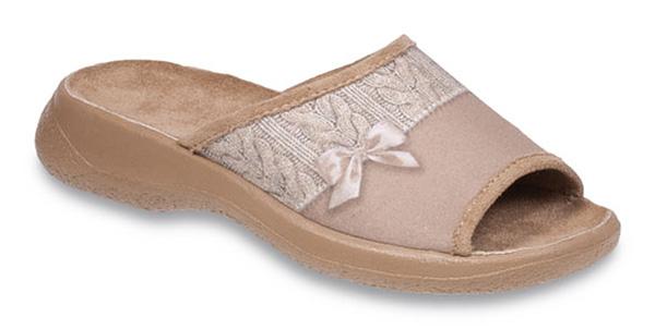 Pantofle kapcie damskie Olivia Befado 442/193 R 39