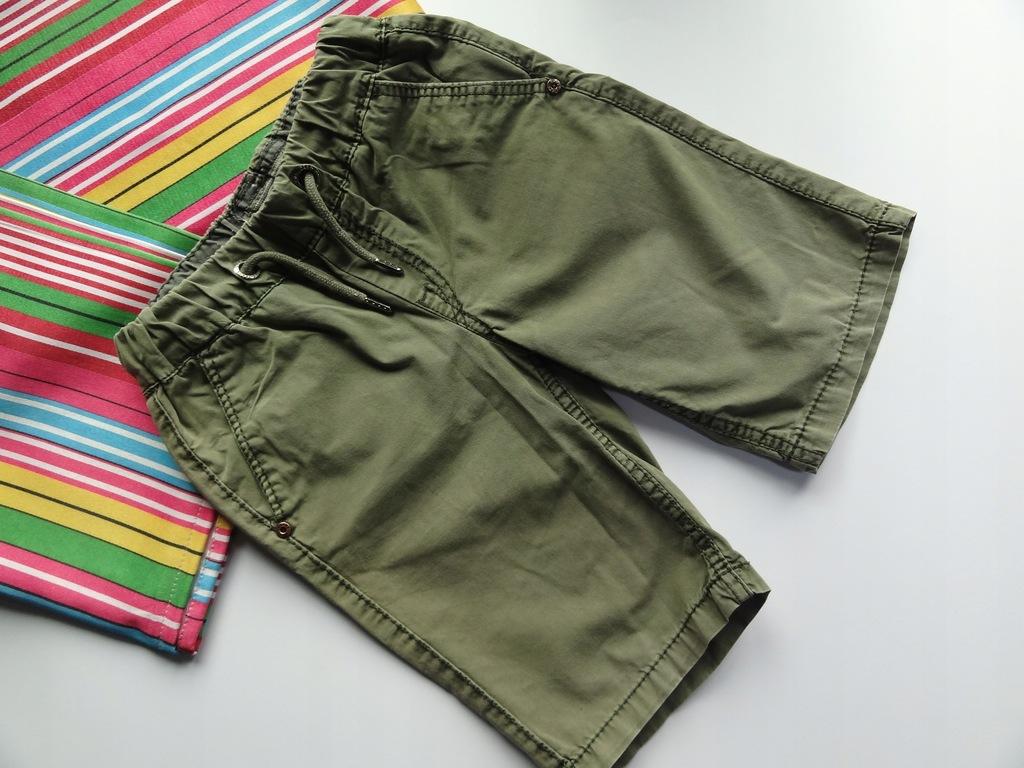 CARS Jeans bojówki szorty 6-7lat 116-122 SuperStan