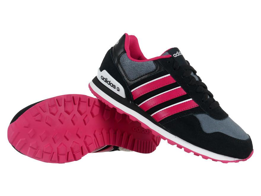 Buty Adidas NEO 10K W damskie sportowe skórzane 38