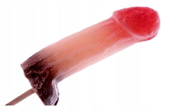 Ogromne białe zdjęcia penisa