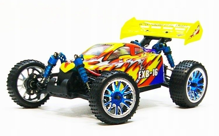 Himoto EXB-16 Brushless Buggy 1:16 2.4GHz RTR (HSP