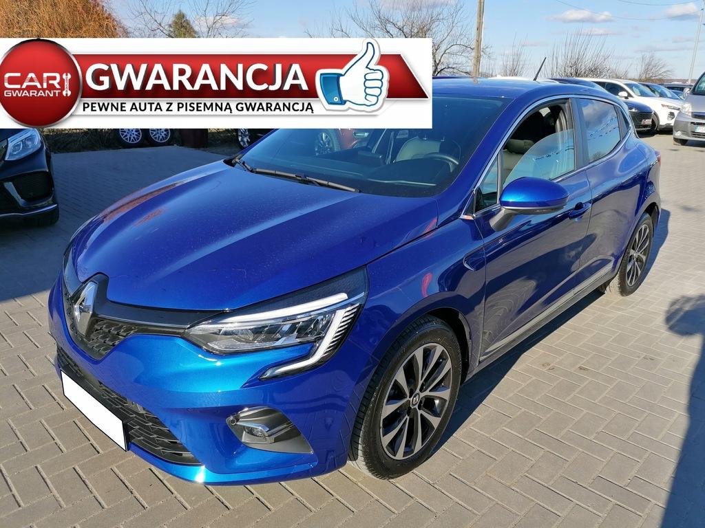 Renault Clio 1,0 TCe 100 KM Got. do rej. GWARANCJA