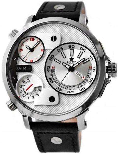 Zegarek Męski Gino Rossi EXCLUSIVE CHONOGRAF E1170