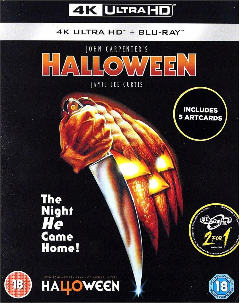 John Carpenter's Halloween (4K UHD Blu-ray) 1978