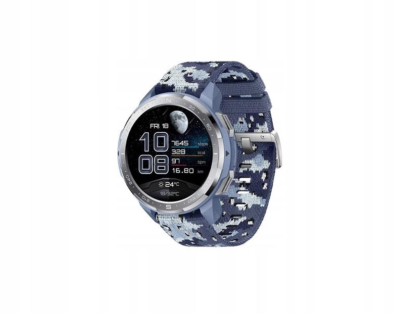 Smartwatch Honor Watch GS Pro niebieski