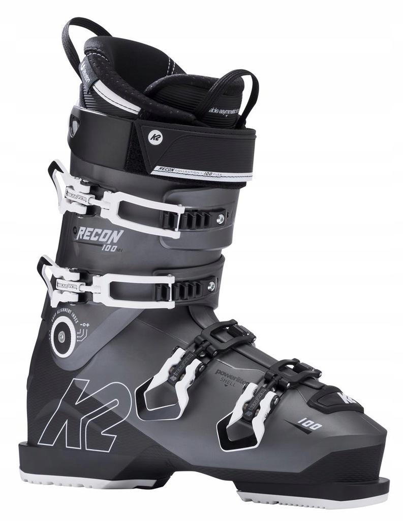 Buty narciarskie K2 Recon 100 MV Czarny 27/27.5 Bi