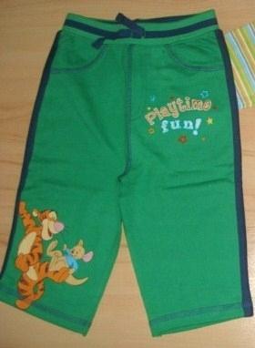 spodnie dresowe z Tygryskiem i Maleństwem 80 cm