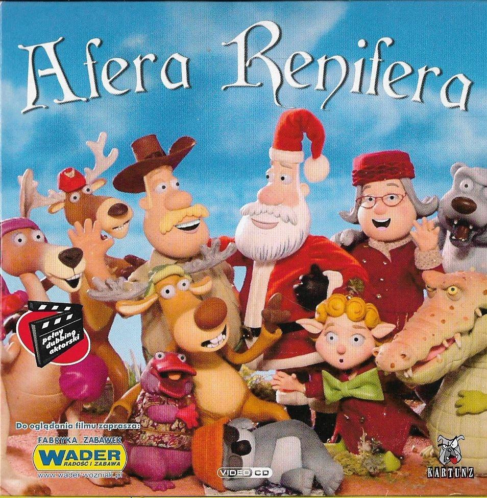 Afera Renifera VCD