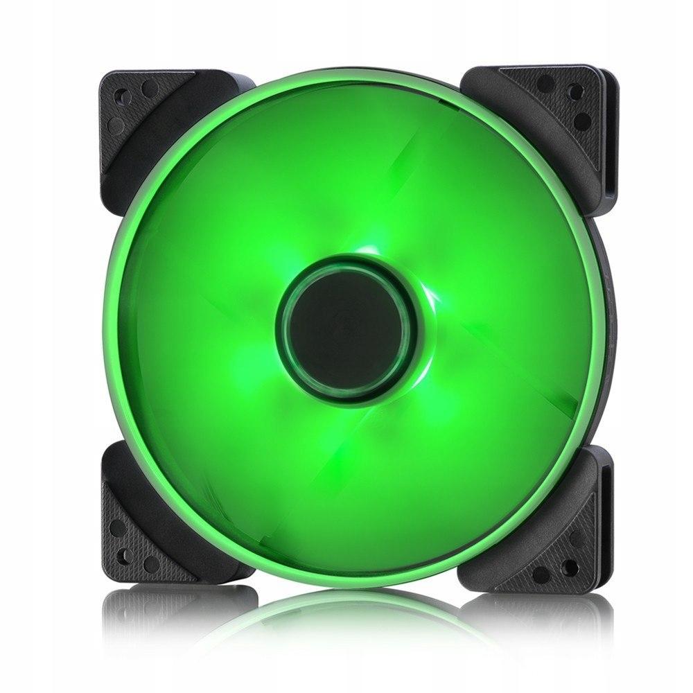 Wentylator Prisma SL-14 zielony 140 mm