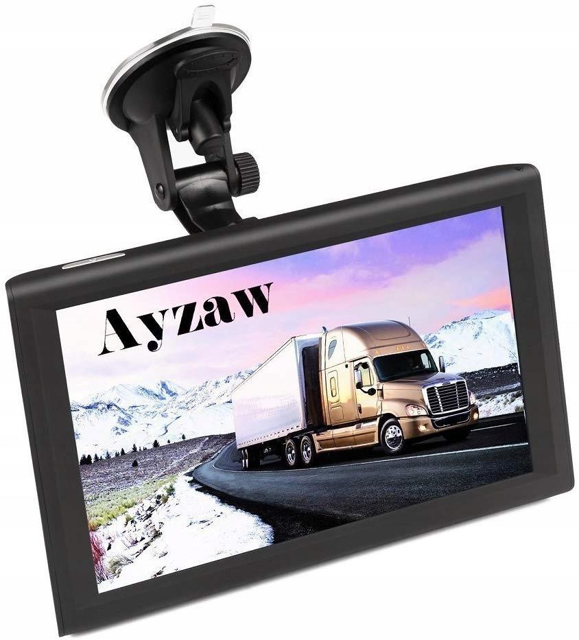 Tablet samochodowy z GPS 9' Ayzaw T18 VAT23% AN001