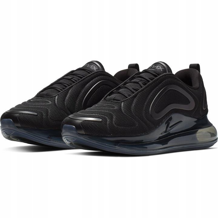 Buty Nike air max 720 czarne rozmiar 45