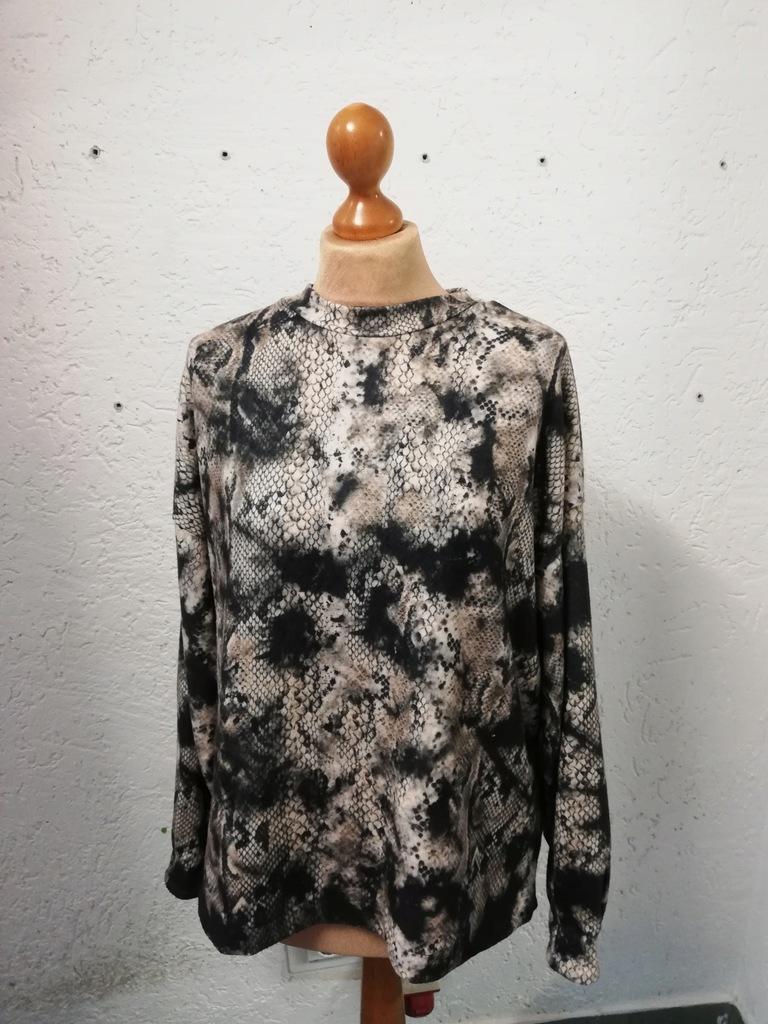 Sweterek wzór M stradivarius Dobry Traf