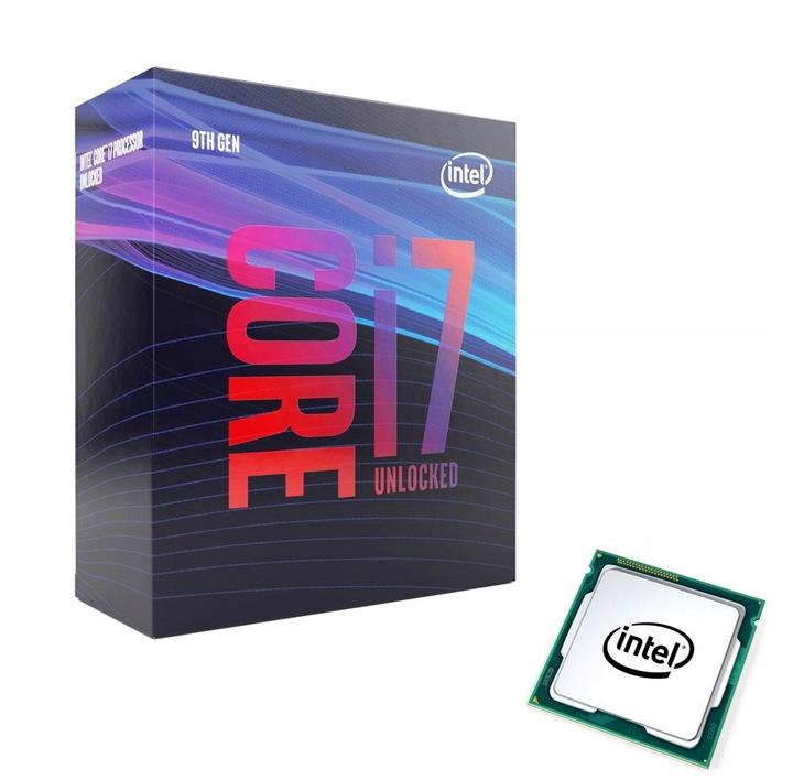 INTEL CORE I7 9700K I7-9700K 3.6GHz