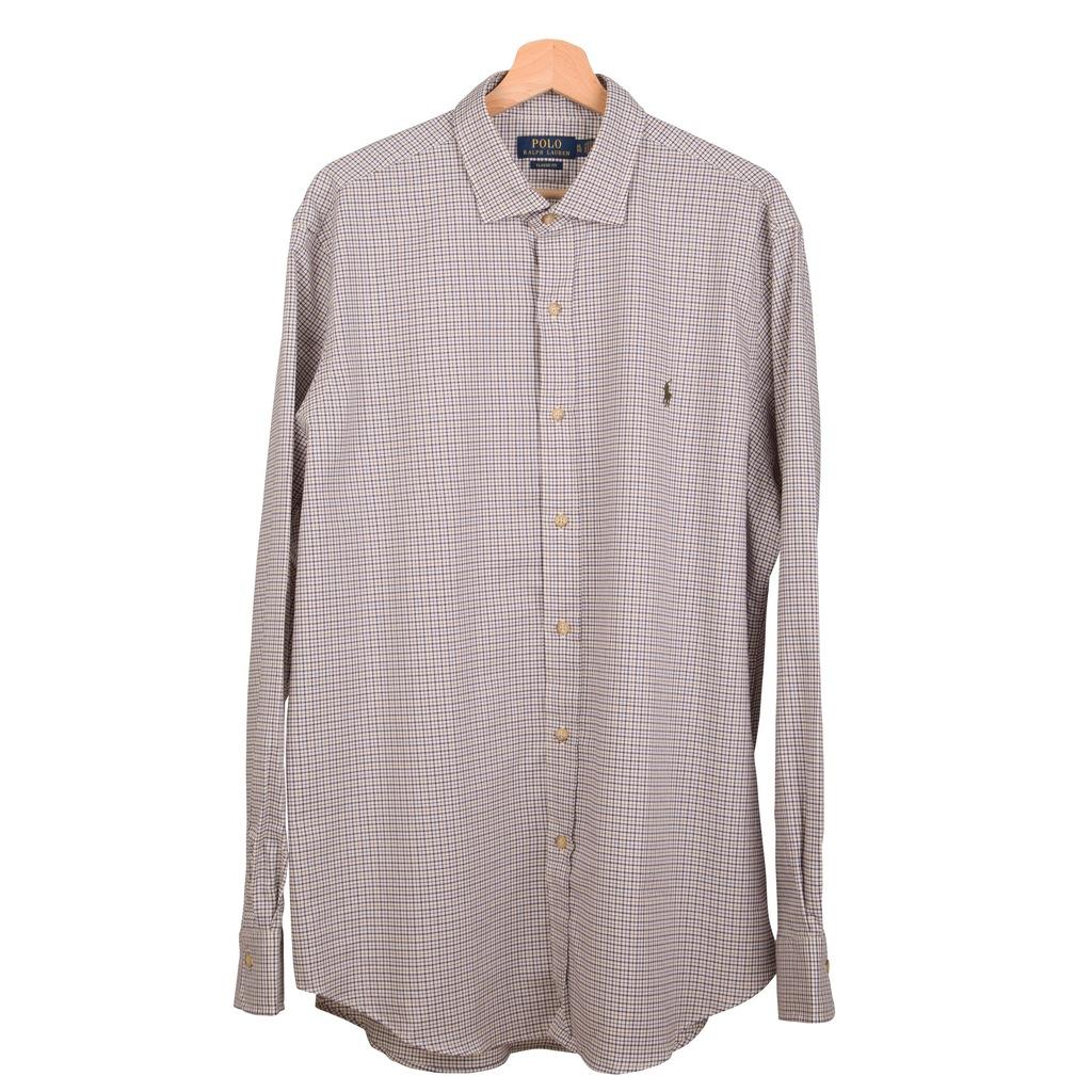 RALPH LAUREN POLO koszula męska kratka L 7886717031  UBWhv