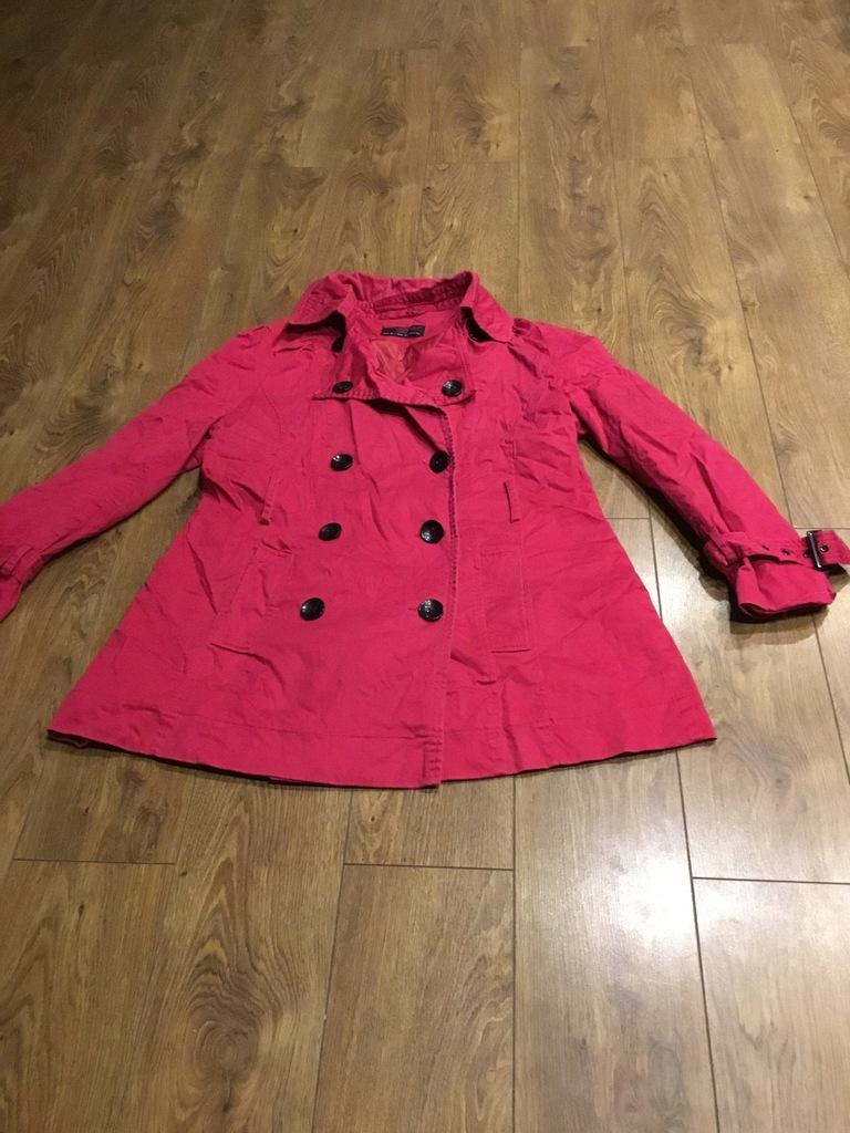 różowy płaszczyk New Look r.46