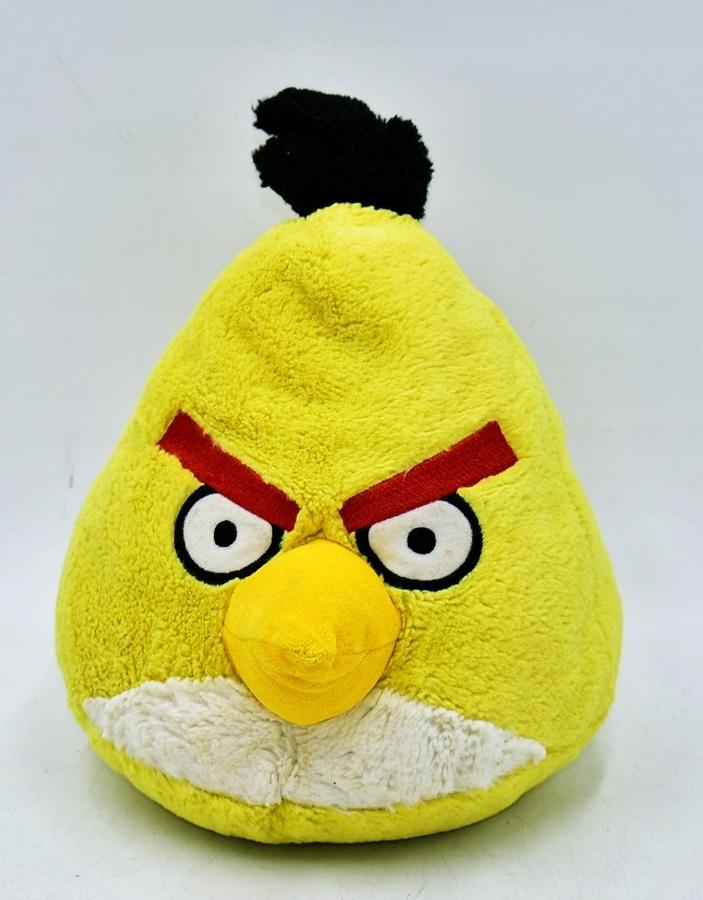 5771-1 ...ANGRY BIRDS.. a#g PLUSZOWA MASKOTKA PTAK