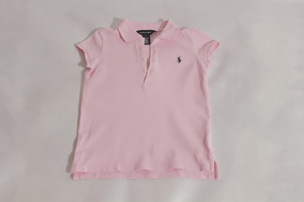 RALPH LAUREN - Koszulka polo dla dziecka