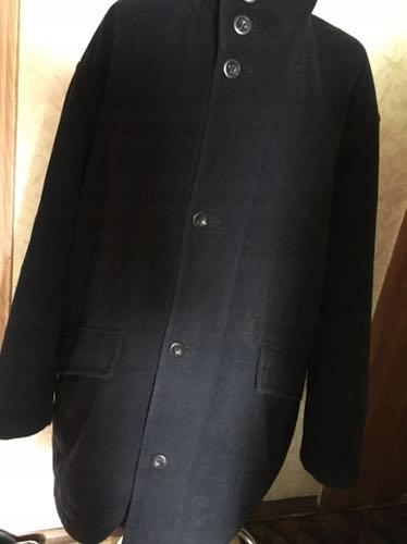 HUGO BOSS płaszcz męski 150cm w biuście XXL