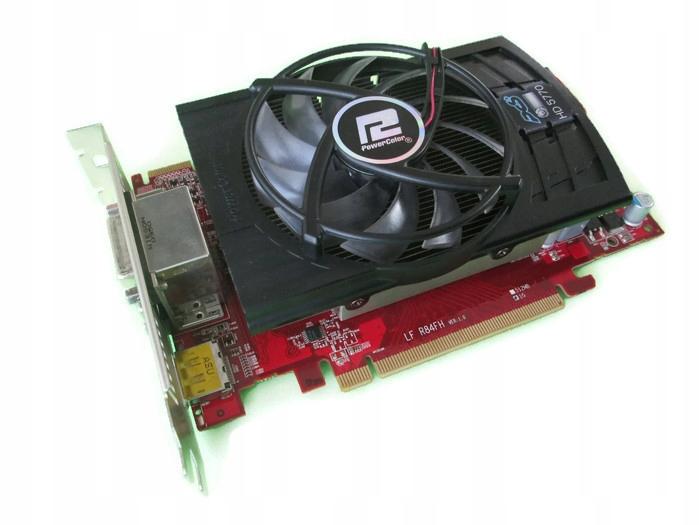 Powercolor Radeon Hd 5770 1gb Gddr5 Hdmi Dp F V 7628643423 Oficjalne Archiwum Allegro