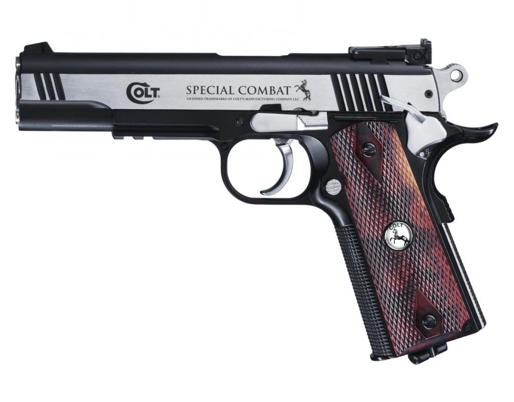 Wiatrówka Colt Special Combat Classic 4,5 + GRATIS