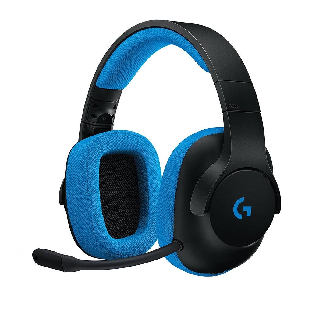 Słuchawki LOGITECH G233 Prodigy Gaming Mikrofon