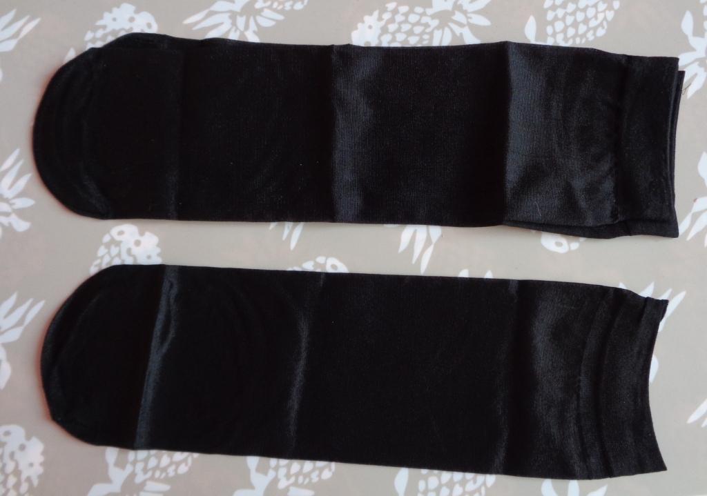 Skarpetki z elastanem - 8 par nowe