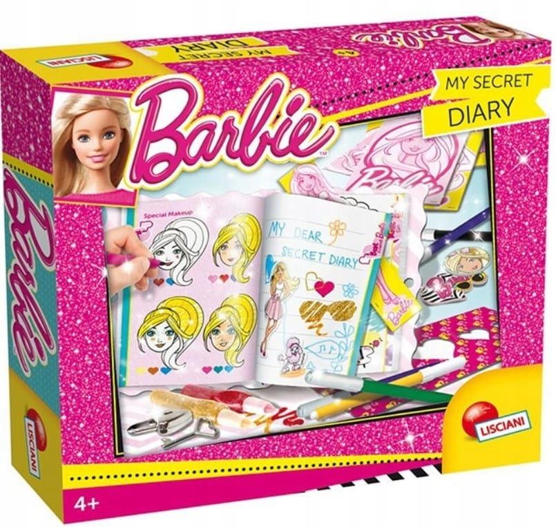 Liscianigiochi Pamiętnik Barbie Mój sekretny pamię