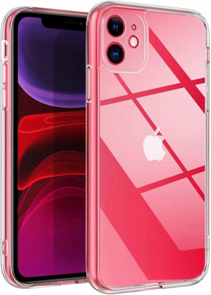 Etui IPHONE 11 (6.1) Roar colorful transparentne