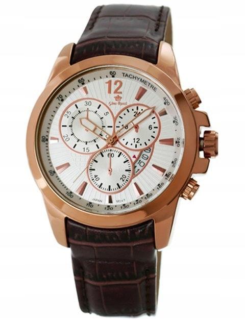Zegarek Męski Gino Rossi VATAR 8016A-3B2