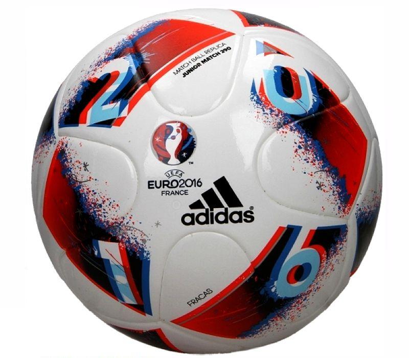 Pilka Nozna Adidas Match Ball Junior 290 Euro 2016 7642940349 Oficjalne Archiwum Allegro