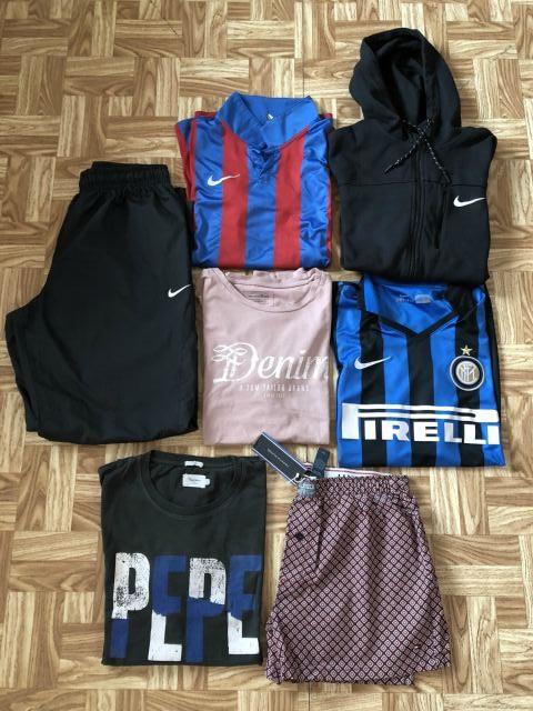Tommy Hilfiger::Pepe Jeans::Nike M/L jak nowe!
