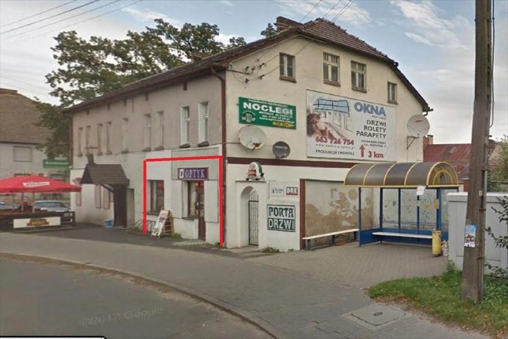 Komercyjne, Opole, 39 m²