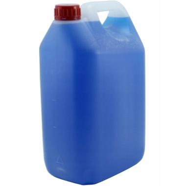 Kanister Pojemnik plastikowy HDPE 5 litrowy