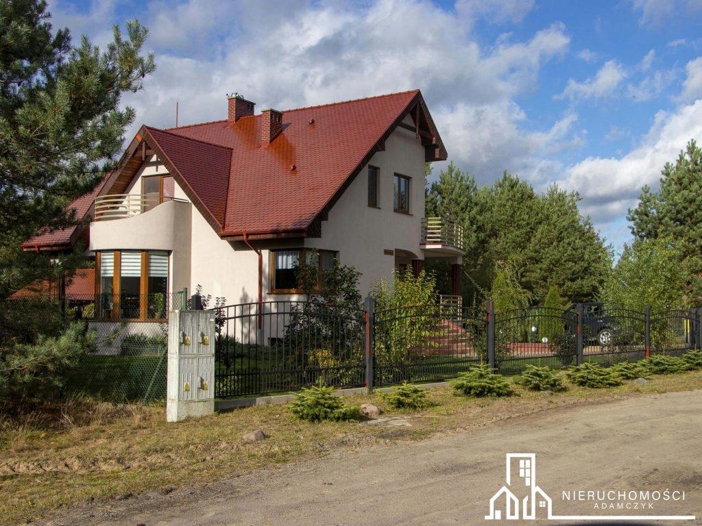 Dom, Borne Sulinowo (gm.), 180 m²