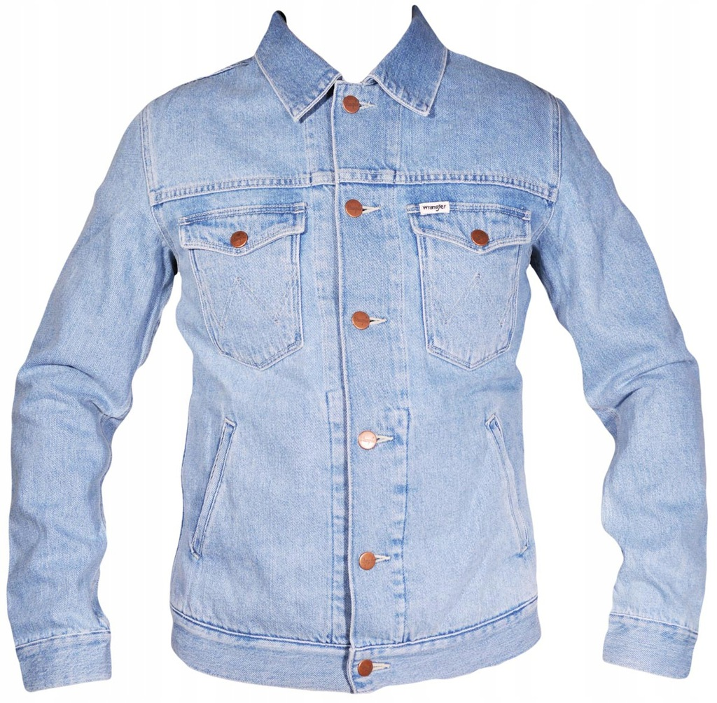 WRANGLER kurtka katana jeans REGULAR JACKET L 40