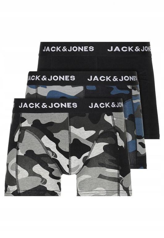 QED110 JACK & JONES BOKSERKI 3 PACK M