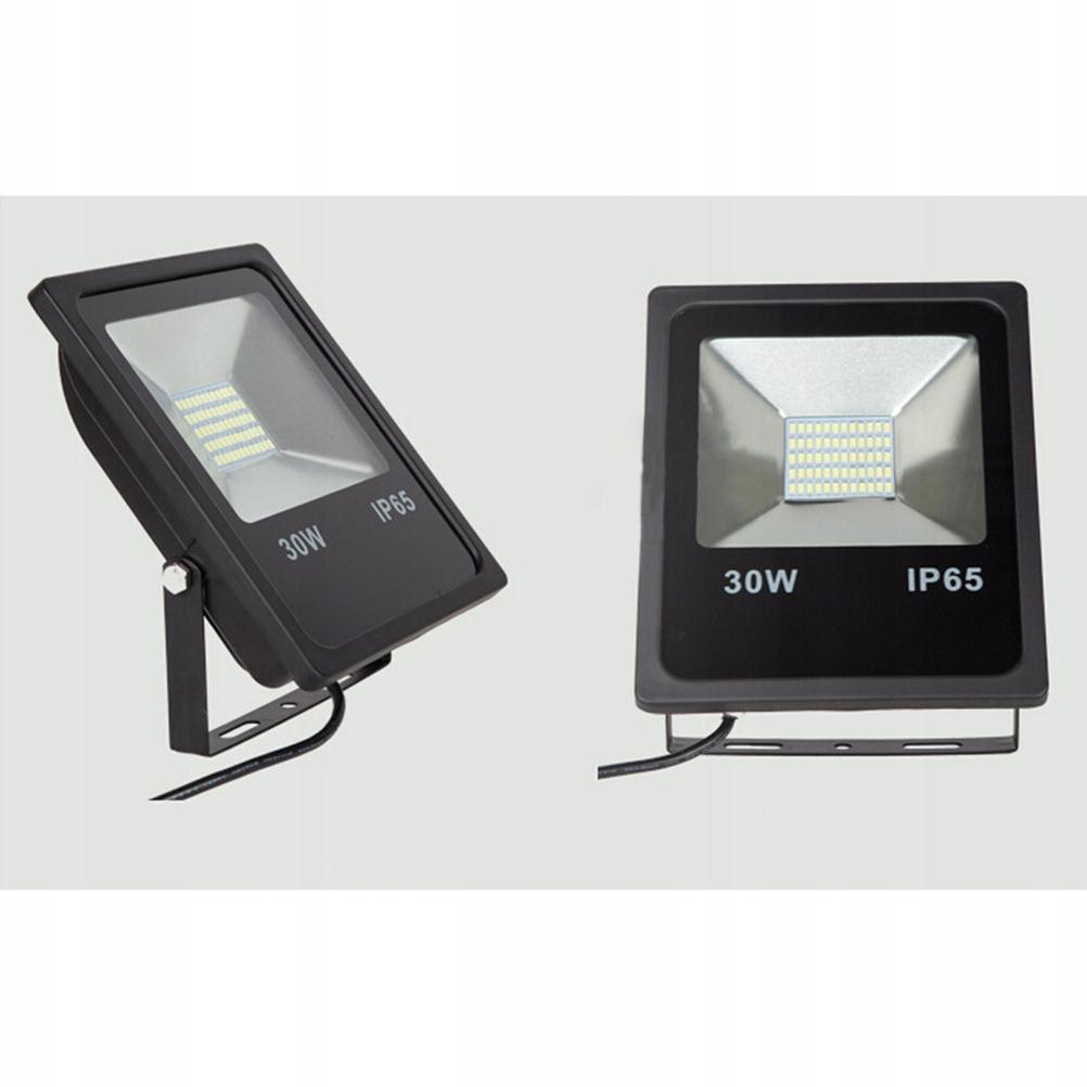 10W Reflektory LED Wodoodporne IP65 Zewnętrzne ośw