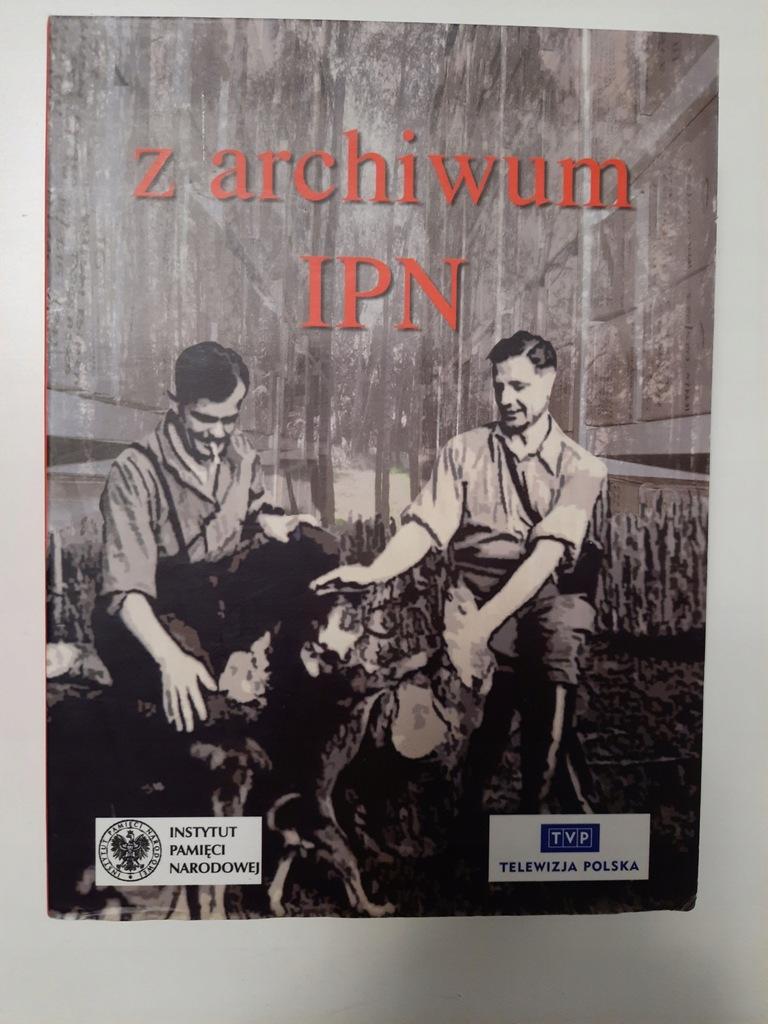 """Z archiwum IPN"" - Zestaw 10 płyt CD"
