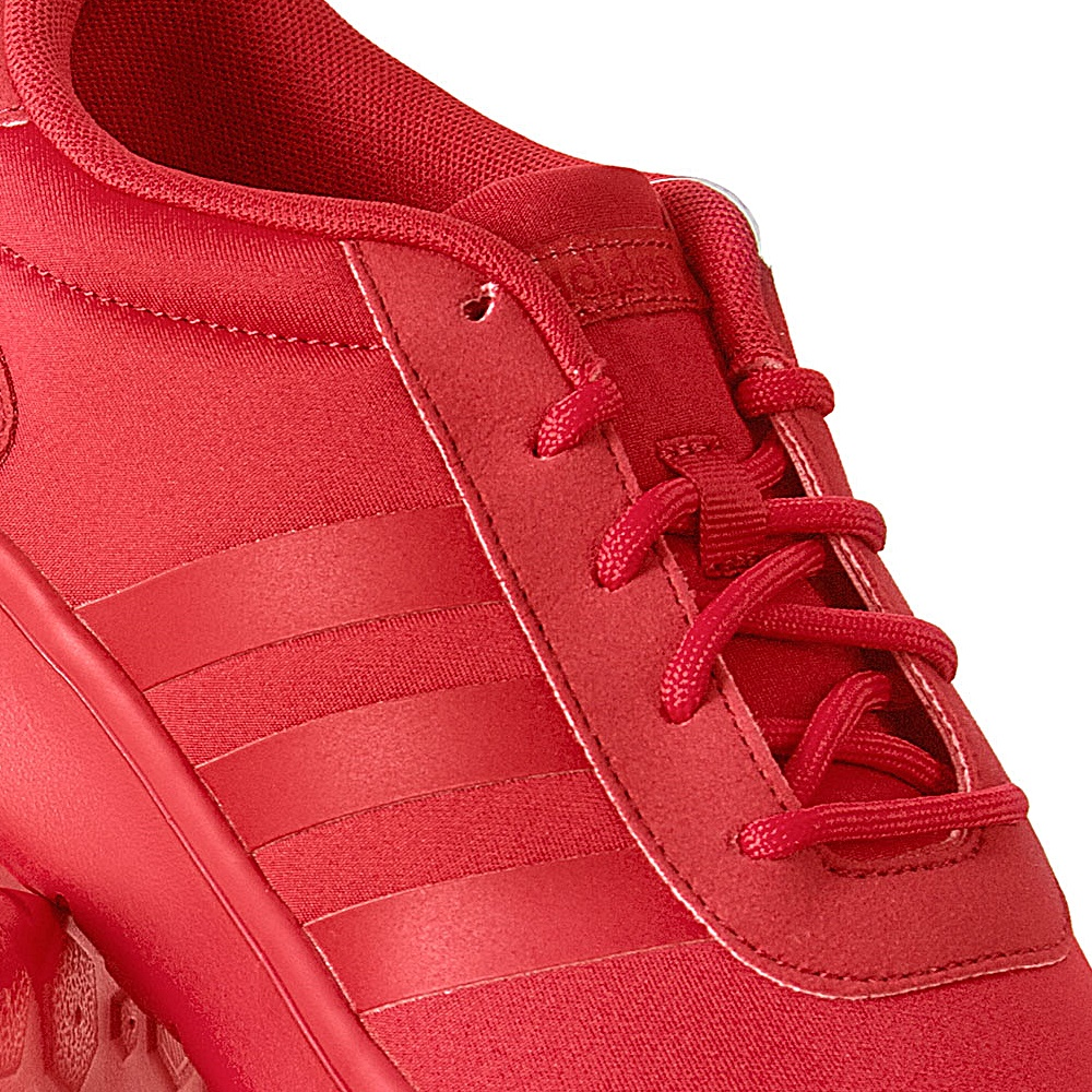 Męskiedamskie Adidas Odpowiada Neo Lite Racer Czerwonawe