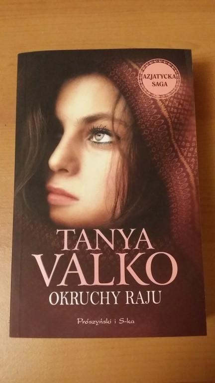 Okruchy raju - Tanya Valko