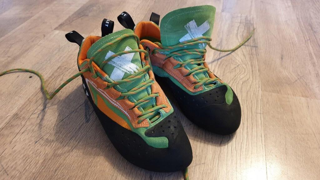 buty wspinaczkowe millet