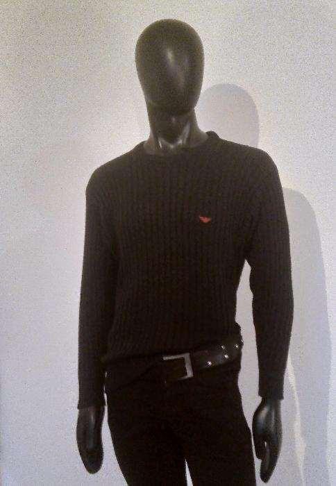 sweter ARMANI męski rozmiar L