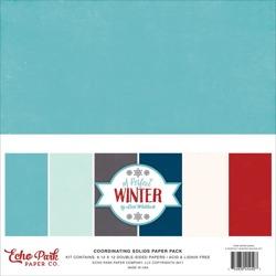 Zestaw papierów 30x30 Echo Park - A Perfect Winter