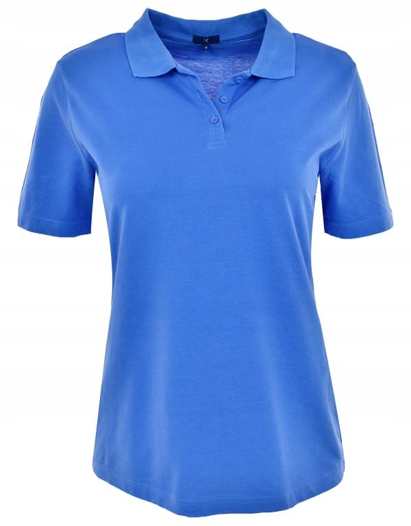 wAI5751 niebieska koszulka polo 44