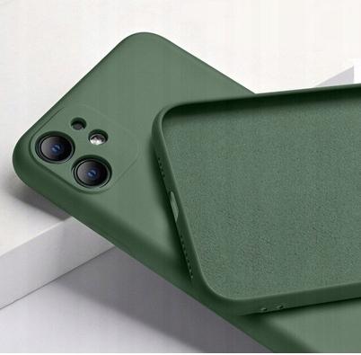 Etui Liquid Soft silicon do Motorola Moto G8 Plus