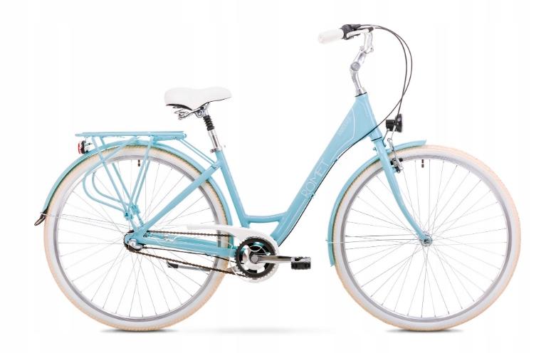 "ROMET MODERNE 3 rower miejski 17"""