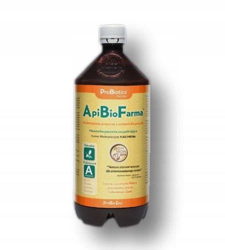 ApiBioFarma - probiotyki z ziołami 1 litr